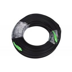 Кабельные сборки на основе плоского (FTTH)кабеля